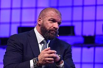 Triple H - Triple H in November 2017