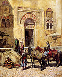 Weeks Edwin Entering The Mosque 1885.jpg