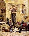 Weeks Edwin Entering The Mosque 1885.jpg