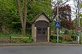 Wegkapelle Rollingergrund, avenue de la Faiencerie 01.jpg