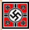 Wehrmacht Commander-in-Chief flag.svg