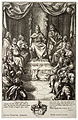 Wenceslas Hollar - King Latinus in council (State 1).jpg