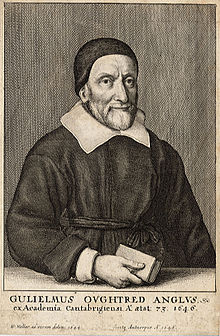 William Oughtred Wikipedia