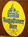 Werbeschild Augustiner Bräu Salzburg.JPG