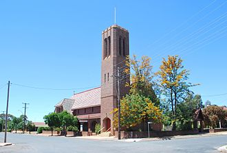 West Wyalong - West Wyalong Anglican Church