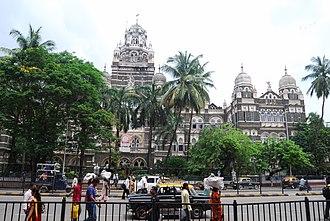 Western Railway zone - Western Railway HQ, Mumbai