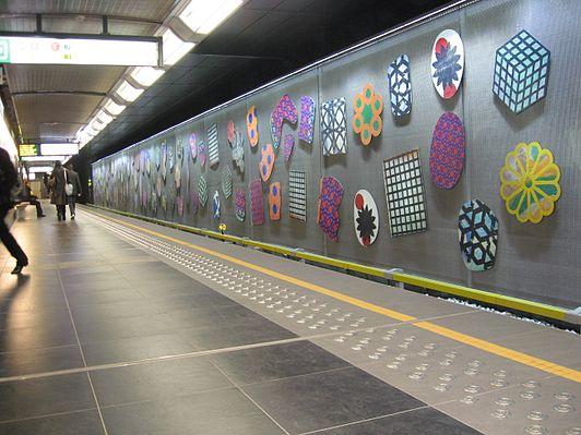 Brussels-West station