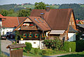 Wettmannstätten Zehndorf Gebäude im Dorfzentrum.jpg
