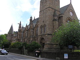 St Jude's Church Woodlands Road, Glasgow