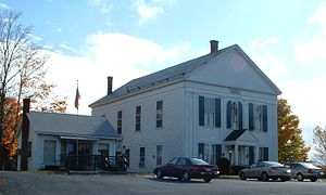 Whately, Massachusetts - Whately Town Hall