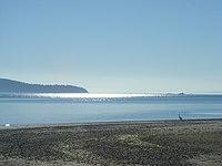 Photo of beach in Puget Sound