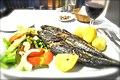 Whole fish on my plate!! (Sharon Hahn Darlin).jpg