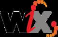 WiX logo (2016, black).png