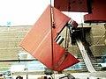 Wielinge Rudder in Drydock p6, Antwerp, Belgium.JPG