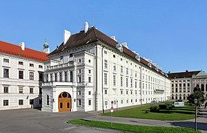 Hofburg - Leopoldine Wing