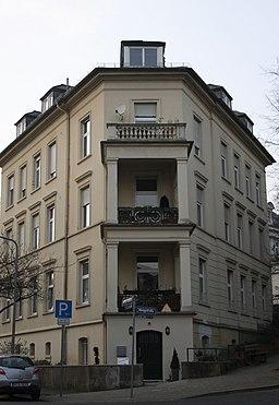 Schöne Aussicht in Wiesbaden
