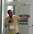 WikidataCon 2017, Saturday, ArmAg (51).jpg