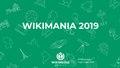 Wikimania 2019 meetup at Wikimania 2018-07-21.pdf