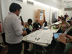 Wikimedia Conference 2016 - Learning Days 01 - Building a Community.jpg