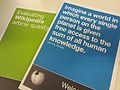 Wikipedia brochures.JPG