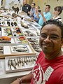 Wildlife Biologist at the Smithsonian Institution Feather Identification Laboratory.jpg
