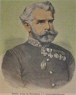 Duke William of Württemberg German duke