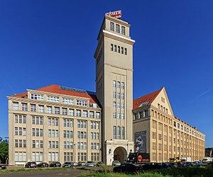 Neue Automobil Gesellschaft - NAG building by Peter Behrens in Berlin-Oberschöneweide
