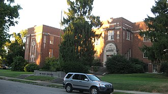 National Register of Historic Places listings in The Highlands, Louisville, Kentucky - Image: Willam R. Belknap School