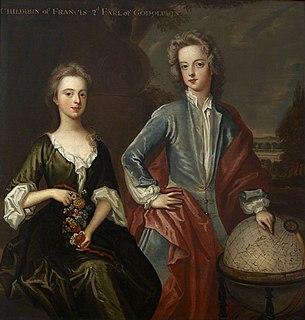 William Godolphin, Marquess of Blandford