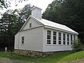 Willow Chapel School Capon Springs WV 2009 07 19 14.jpg