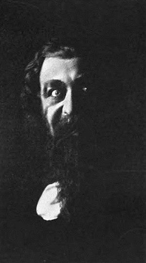 Svengali - Wilton Lackaye as Svengali