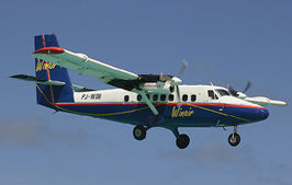 Een de Havilland Canada DHC-6 Twin Otter