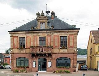 Wisches Commune in Grand Est, France