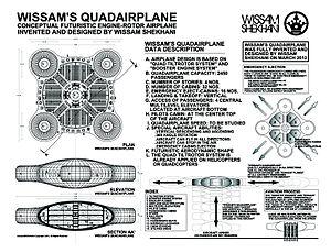 Wissam's Quadairplane (invented by Wissam Shekhani).jpg