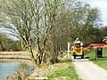 Work in progress, Jubilee Lake, Wootton Bassett - geograph.org.uk - 1221132.jpg
