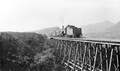 Work train on Trestle No 1 of the Death Valley Railroad, August 1914.png