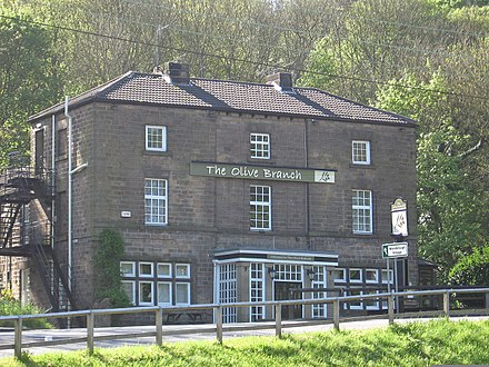 Worsbrough The Olive Branch