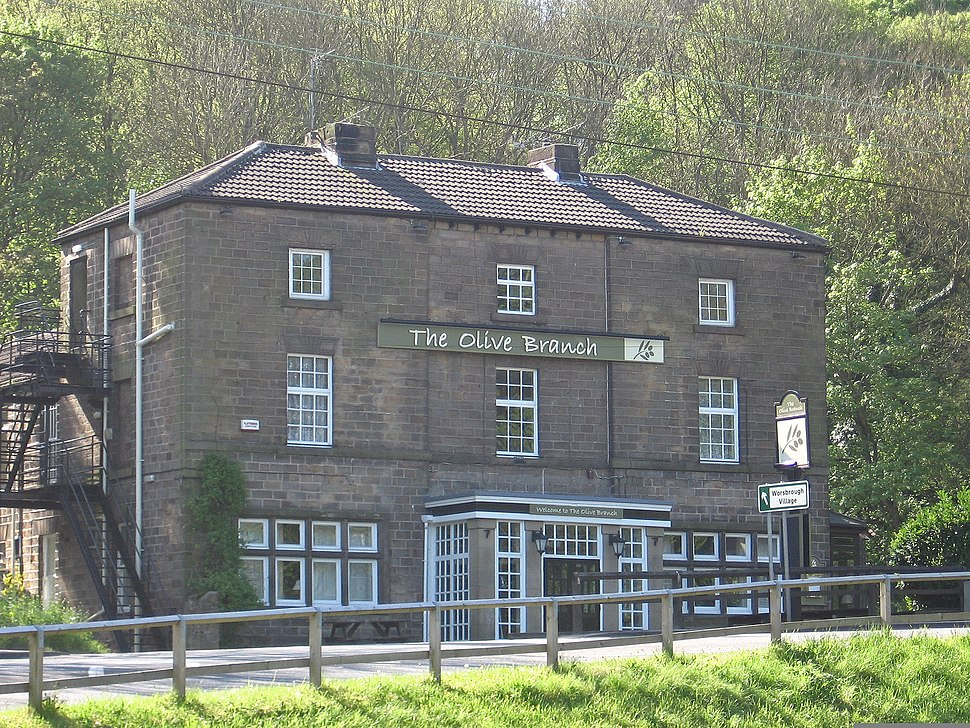 Worsbrough - The Olive Branch