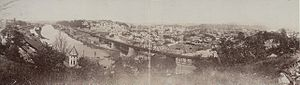 Easton, Pennsylvania - Easton, photographed circa 1896 by William H. Rau
