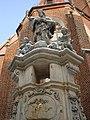 Wrocław, figura św. Jana Nepomucena przed kościołem pw. św. Macieja (Aw58).JPG