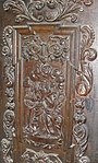 Wrocław, kościół pw. św. Macieja, fragment drzwi SDC11191.JPG