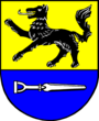 Coat of arms of Wulfsmoor