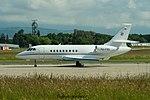 YU-FSS Dassault Falcon 2000 F2TH - PNC (27241166774).jpg
