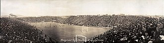 Yale Field (1884) - Image: Yale Field 1910