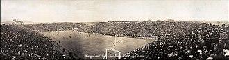 Yale Bowl - Image: Yale Field 1910