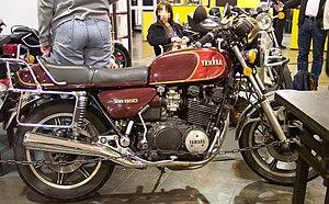 Yamaha XS750 - Yamaha XS 850