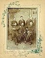 Yane Sandanski, Nikola Maleshevski and other IMARO members in 1908.jpg