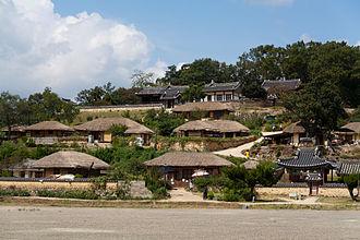 North Gyeongsang Province - Image: Yangdong 8459