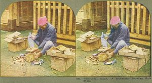 William Habraken - Yokohama shoemaker