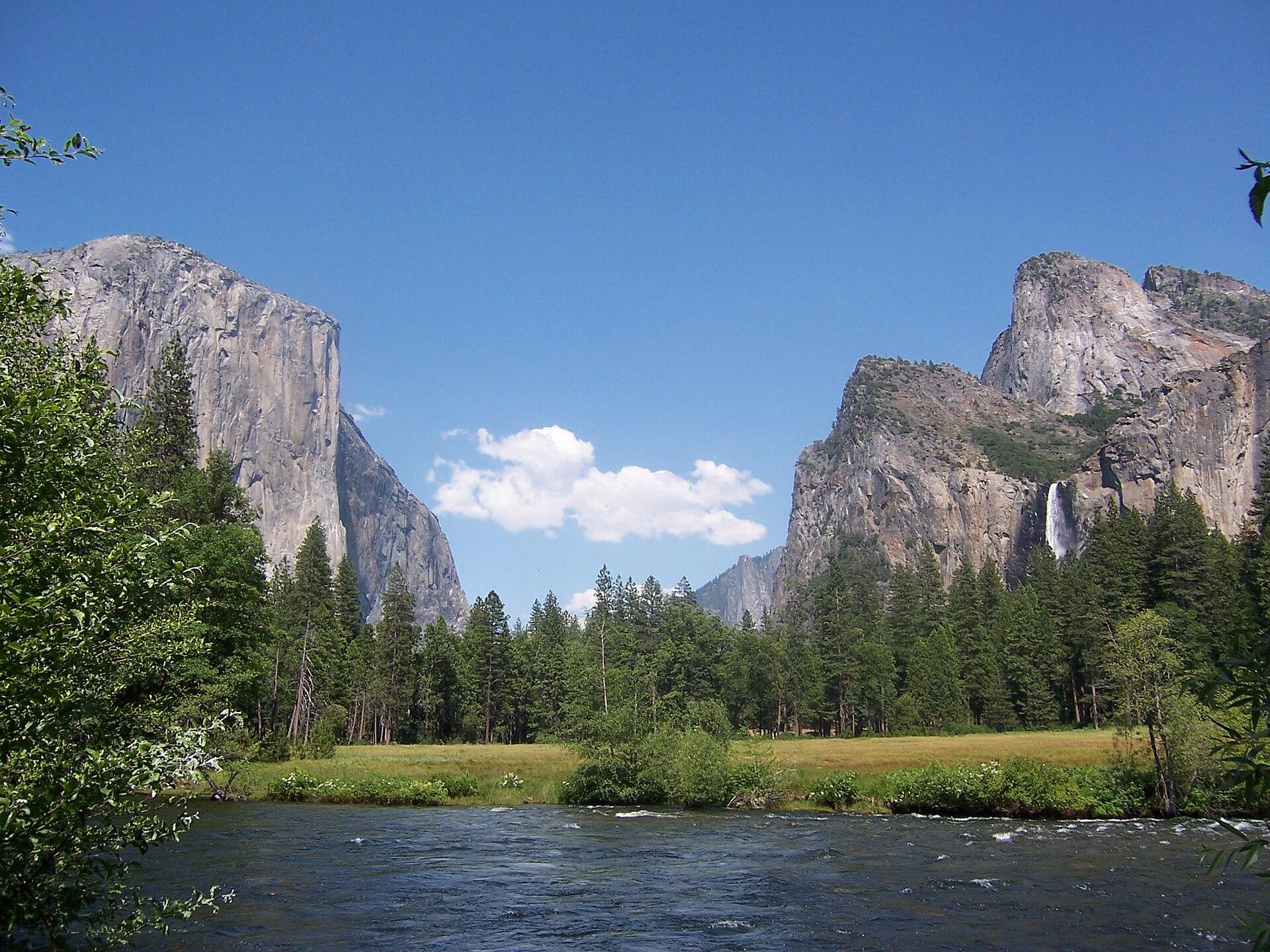 parco nazionale di yosemite wikipedia